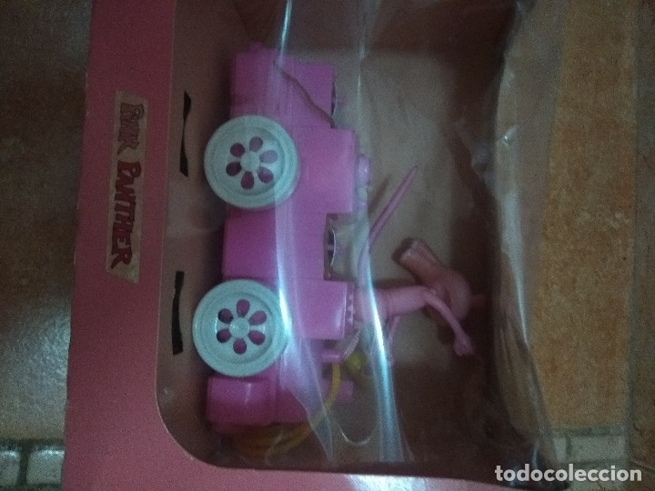 Radio Control: Caravana de juguete pantera rosa - Foto 6 - 107356203