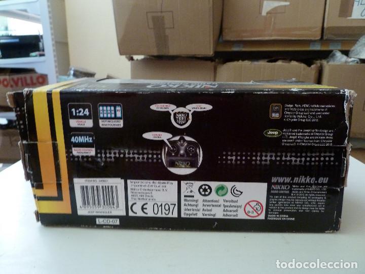 Radio Control: JEEP RADIO CONTROL NIKKO ESCALA 1/24 - Foto 3 - 132888022
