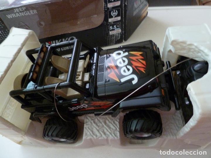 Radio Control: JEEP RADIO CONTROL NIKKO ESCALA 1/24 - Foto 7 - 132888022