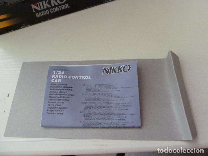 Radio Control: JEEP RADIO CONTROL NIKKO ESCALA 1/24 - Foto 8 - 132888022