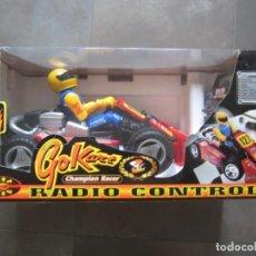 Radio Control: KART VINTAGE GO KART ESCALA 1/6 EZTEC 20002 Nª 127. NUEVO EN CAJA. Lote 132971794