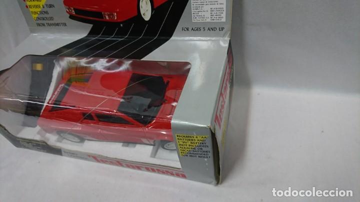 Radio Control: TESTAROSSA RADIO CONTROL, AÑOS 80,NUEVO - Foto 4 - 133443622