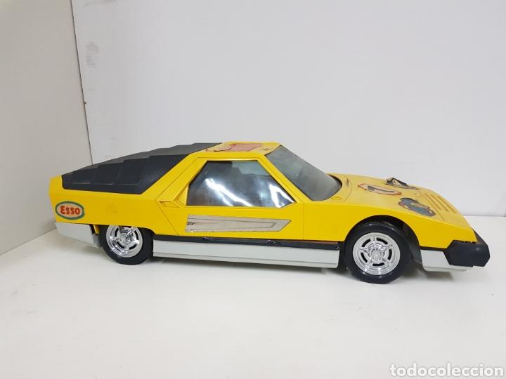 Radio Control: Werner Mach 1 radiocontrol amarillo 7 rally Montecarlo 1978 fabricado en España - Foto 2 - 133553143