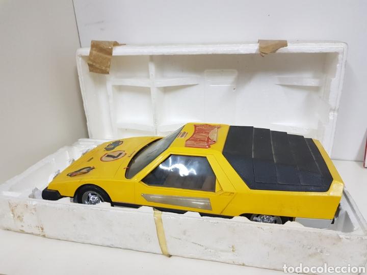 Radio Control: Werner Mach 1 radiocontrol amarillo 7 rally Montecarlo 1978 fabricado en España - Foto 9 - 133553143
