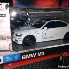 Radio Control: RASTAR - BMW M3 RADIO CONTROL 1/14. Lote 133855102
