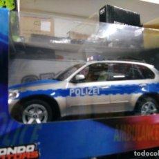 Radio Control: MONDO MOTORS - BMW X5 POLICEI RADIO CONTROL 1/14. Lote 133855894
