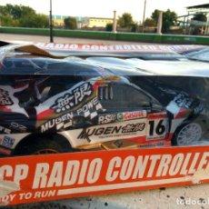 Radio Control: MUGEN 1/10 RADIO CONTROL REVISADA FUNCIONANDO CON BATERIA Y CARGADOR . Lote 133856270