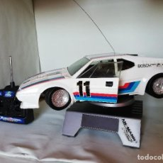 Radio Control: BMW M1 JOUSTRA MIDE 35 CMTS. Lote 147163376