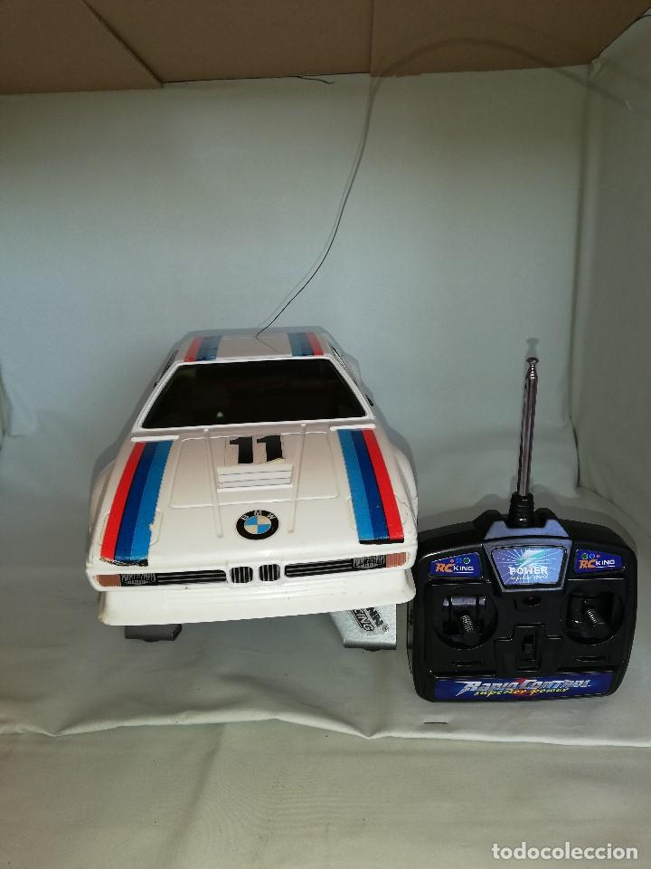 Radio Control: Bmw M1 JOUSTRA mide 35 cmts - Foto 3 - 147163376