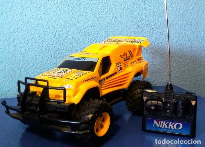 COCHE TELEDIRIGIDO NIKKO (Juguetes - Modelismo y Radiocontrol - Radiocontrol - Coches y Motos)