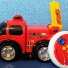 Radio Control: COCHE DE BOMBEROS TELEDIRIGIDO . Lote 134129614