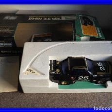 Radio Control: BMW 3.5 CSL DE RADIO CONTROL CON CAJA Y MANUAL. Lote 135332046