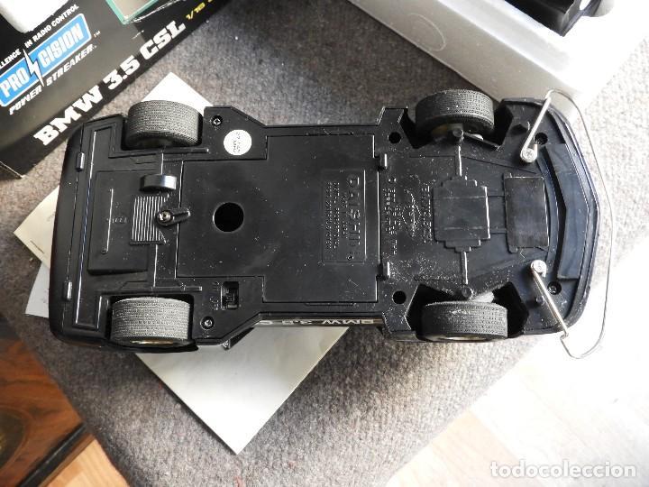 Radio Control: BMW 3.5 CSL DE RADIO CONTROL CON CAJA Y MANUAL - Foto 5 - 135332046