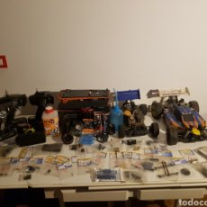 Radio Control: COCHES RC 1/10 Y 1/8. Lote 136418613