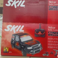 Radio Control: COCHE SKILL - SILCAR RADIO CONTROL POWER DRIVE, AÑOS 90.. Lote 138287274