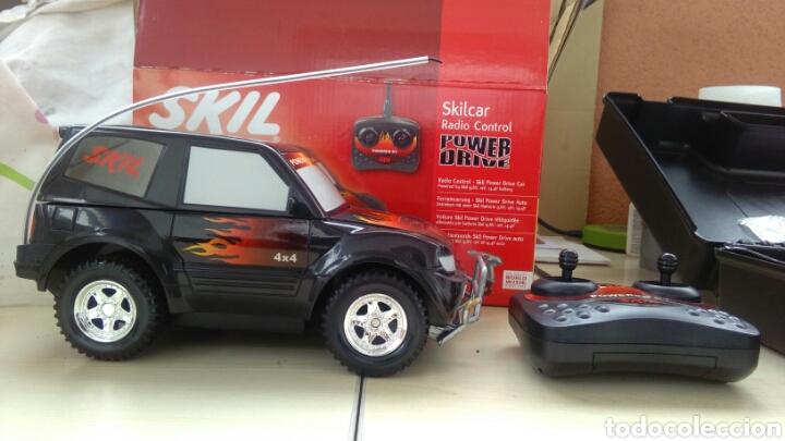 Radio Control: COCHE SKILL - SILCAR RADIO CONTROL POWER DRIVE, AÑOS 90. - Foto 3 - 138287274