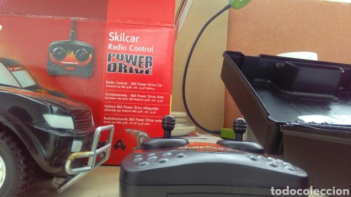 Radio Control: COCHE SKILL - SILCAR RADIO CONTROL POWER DRIVE, AÑOS 90. - Foto 4 - 138287274