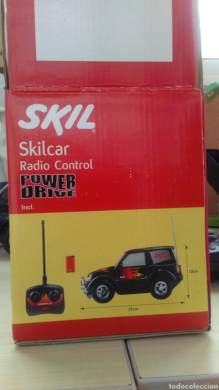 Radio Control: COCHE SKILL - SILCAR RADIO CONTROL POWER DRIVE, AÑOS 90. - Foto 5 - 138287274