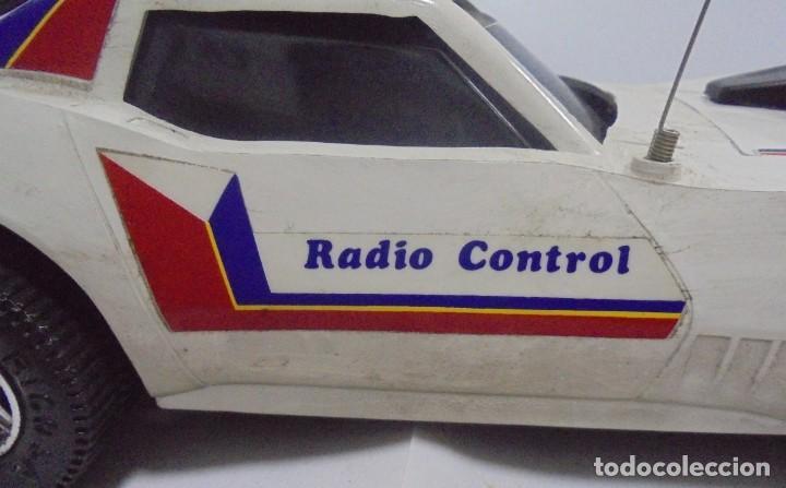 Radio Control: COCHE RADIO CONTROL. MONOCANAL. MARCA RICO. REF.31. CON CAJA ORIGINAL. EL DE LA FOTOS. LEER - Foto 5 - 150959394