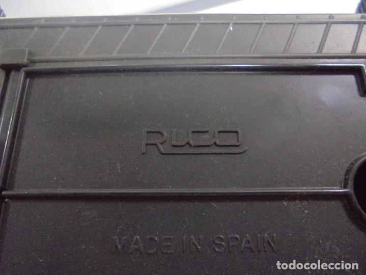 Radio Control: COCHE RADIO CONTROL. MONOCANAL. MARCA RICO. REF.31. CON CAJA ORIGINAL. EL DE LA FOTOS. LEER - Foto 8 - 150959394
