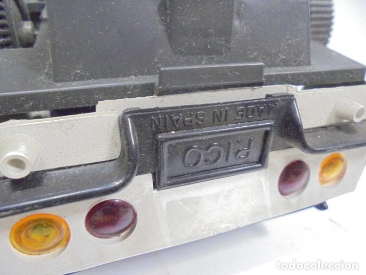 Radio Control: COCHE RADIO CONTROL. MONOCANAL. MARCA RICO. REF.31. CON CAJA ORIGINAL. EL DE LA FOTOS. LEER - Foto 9 - 150959394