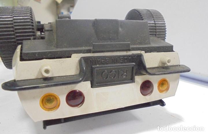 Radio Control: COCHE RADIO CONTROL. MONOCANAL. MARCA RICO. REF.31. CON CAJA ORIGINAL. EL DE LA FOTOS. LEER - Foto 10 - 150959394