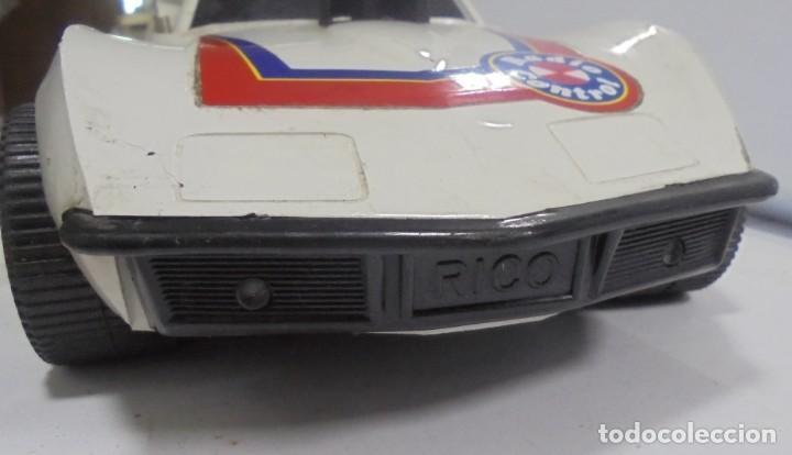 Radio Control: COCHE RADIO CONTROL. MONOCANAL. MARCA RICO. REF.31. CON CAJA ORIGINAL. EL DE LA FOTOS. LEER - Foto 11 - 150959394