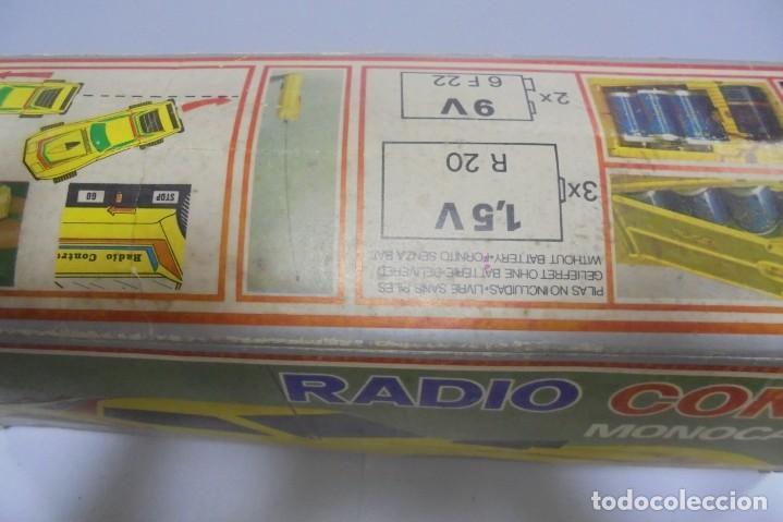 Radio Control: COCHE RADIO CONTROL. MONOCANAL. MARCA RICO. REF.31. CON CAJA ORIGINAL. EL DE LA FOTOS. LEER - Foto 20 - 150959394