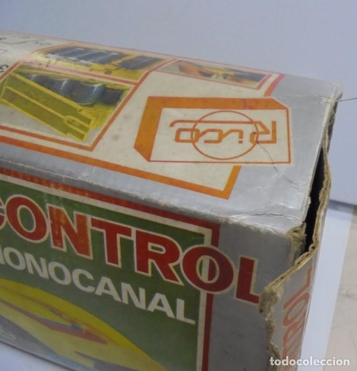 Radio Control: COCHE RADIO CONTROL. MONOCANAL. MARCA RICO. REF.31. CON CAJA ORIGINAL. EL DE LA FOTOS. LEER - Foto 22 - 150959394