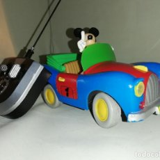 Radio Control: COCHE MICKY RC 16,5CMTS DE MB. Lote 139671326