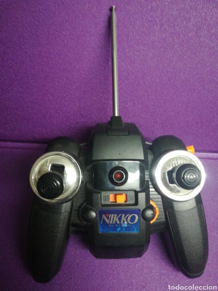 NIKKO RC SYSTEM REMOTE CONTROL REMOTO (Juguetes - Modelismo y Radiocontrol - Radiocontrol - Coches y Motos)