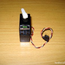 Radio Control: ROBBE RS 20 SERVO BESTELL-NR. 8972. PARA ANTIGUOS VEHÍCULOS RADIO-CONTROL. MADE IN JAPAN.. Lote 141107150