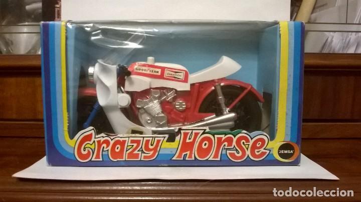 JEMSA MOTO CRAZY HORSE (Juguetes - Modelismo y Radiocontrol - Radiocontrol - Coches y Motos)