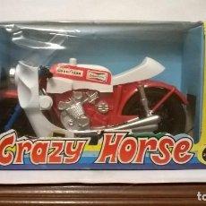 Radio Control: JEMSA MOTO CRAZY HORSE. Lote 141128154
