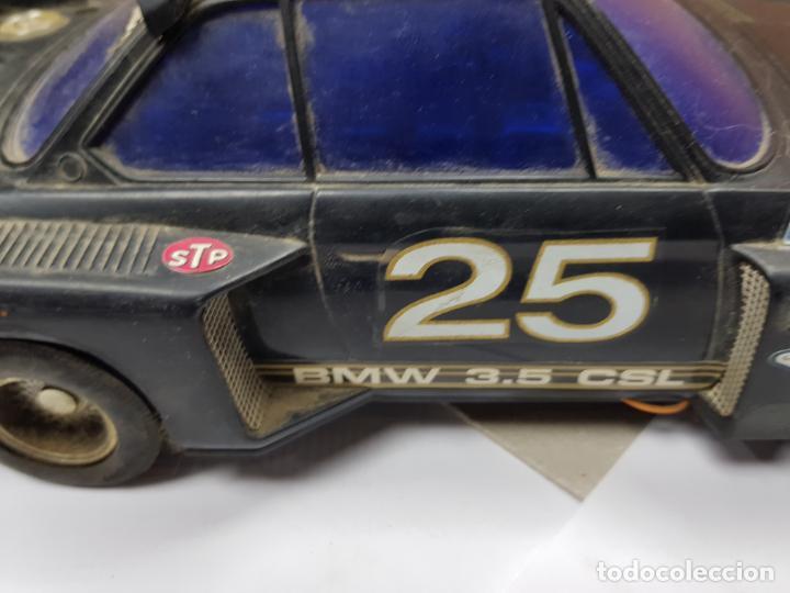 Radio Control: BMW 3.5 CSL DAISHIN 1977 MADE IN JAPAN RADIOCONTROL - Foto 2 - 142034154