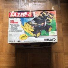 Radio Control: TODOTERRENO TELEDIRIGIDO NIKKO LAZER-4. Lote 142274960