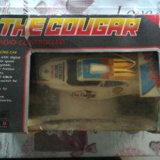 Radio Control: COCHE TELERIDIGIDO THE COUGAR RADIO-CONTROLLED TR-831. Lote 142500022