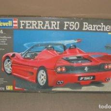 Radio Control - FERRARI F50 BARCHETTA - REVELL - 1:24 - 143014630