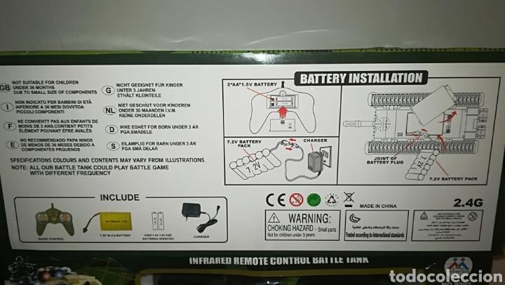 Radio Control: TANQUE RADIO CONTROL - Foto 2 - 143339472