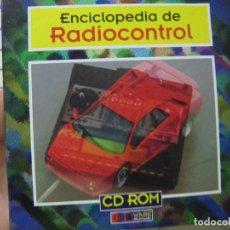 Radio Control: ENCICLOPEDIA DEL RADIOCONTROL EN CDROM. Lote 144061994