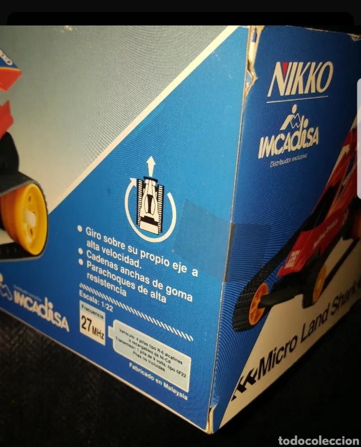 Radio Control: Oruga Nikko - Foto 3 - 146748924