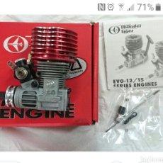 Radio Control: MOTOR THUNDER TIGER 9460 PRO EVO 12 PARA COCHE ENVIO INCLUIDO. Lote 147177082