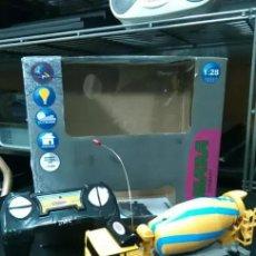 Radio Control: VEICULO RC MODELO. CAMIÓN DE CEMENTO (NUEVO EN CAJA). Lote 147296762