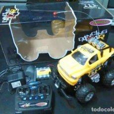 Radio Control: VEICULO RC MODELO. JEEP DANCING-CAR (NUEVO EN CAJA). Lote 147297182