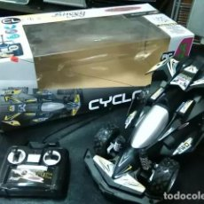 Radio Control: VEICULO RC MODELO. BUGGY CYCLON. Lote 147298514