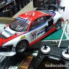 Radio Control: VEICULO RC MODELO. AUDI TT (COMPLETO). Lote 147304646