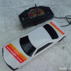 Radio Control: COCHE MERCEDES BENZ 500 CSE TELEDIRIGIDO AÑOS 80. Lote 147689954