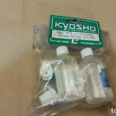 Radio Control: S9 - KYOSHO SILICON OIL M 1954 1100 VINTAGE NEW OLD STOCK. Lote 148070806