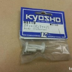 Radio Control: S9 - KYOSHO BS119 BODY INFIERNO 3100 VINTAGE NEW OLD STOCK. Lote 148080602