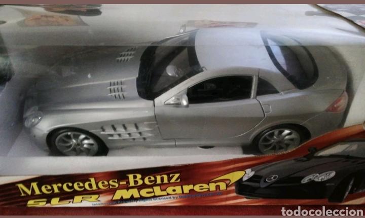 MERCEDES BENZ SLR RC (Juguetes - Modelismo y Radiocontrol - Radiocontrol - Coches y Motos)
